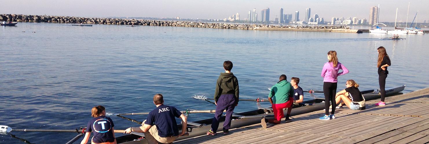 Argonaut rowing club